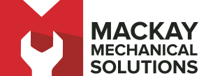 Mackay Mechanical Solutions Logotype